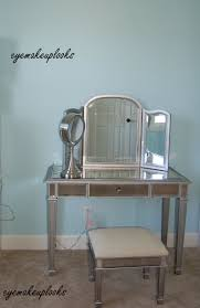 Antique Vanity Table With Mirror And Bench Furniture Interesting Hayworth Vanity For Inspiring Makeup