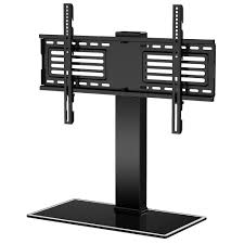 Tv Stand With Mount For 60 Inch Tv Fitueyes Universal Tv Stand Pedestal Base Wall Mount For 50