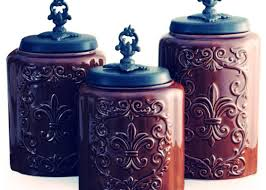 pottery kitchen canister sets popular kitchen canister sets