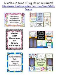 divisibility rules worksheet freebie by math central tpt