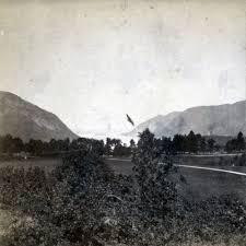 Flag Pole Hill Lightning Strikes The Flag Pole 1895 U2014 Execution Hollow