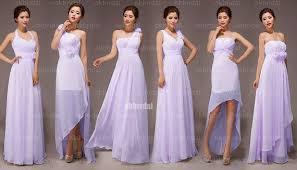 discount bridesmaids dresses lilac bridesmaid dresses cheap bridesmaid dress custom by okbridal