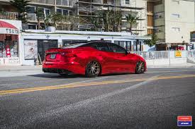 jdm nissan maxima take it to the max nissan maxima x vossen x work vossen wheels