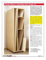 Wood Storage Rack Plans by Plywood Storage Rack Google Search Lumber Storage Pinterest
