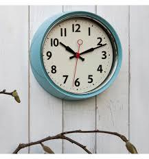 Horloge Murale Silencieuse by Murale Sympa