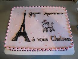 Cake Decoration Ideas At Home by Interior Design Awesome Paris Themed Cake Decorations Interior