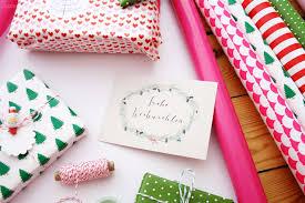 Handmade Gift Wrapping Paper - christmas archives luloveshandmade