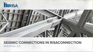seismic connections in risaconnection youtube
