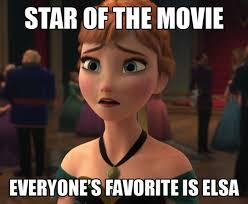 Anna Meme - bad luck anna anna disney pixar and dreamworks