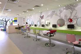 Nail Salon With Kid Chairs Furniture Direct Factory Malaysia Hair Salon Equipment Shampoo