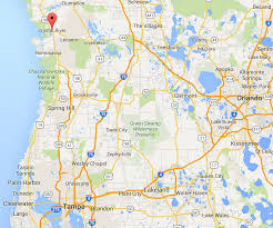 Map South Florida by Manatees And Pristine Scenery Draw Visitors To Central Florida U0027s