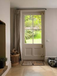 curtains for glass doors curtains drapes and blinds for a glass front door glass front
