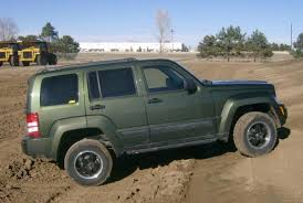 jeep liberty lifted dodge nitro lift kits 2008 2012