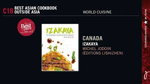 livre de cuisine asiatique un québécois remporte le prix du meilleur livre de cuisine