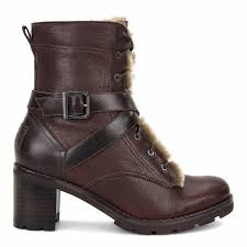 ugg sale uk lewis cordovan leather zip boots brandalley