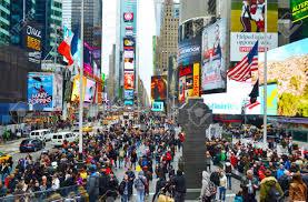 New York City Time Square Map by Hop On Hop Off New York City Tour Xeniapp