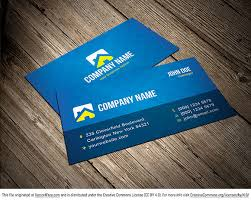 Designing Business Cards In Illustrator Free Vector Business Card Template