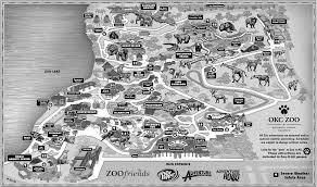 oklahoma city zoo map wisconsin map