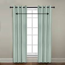 Kohls Window Blinds - how to measure windows for window treatments kohl u0027s