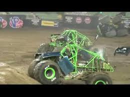 youtube monster trucks jam monster jam world finals xviii freestyle encore grave digger 35th