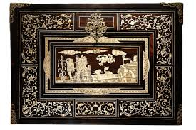 a 17th century rosewood cabinet augsburg or venice ref 64418