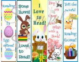 printable easter bookmarks to colour printable easter bookmarks the easter bunny org