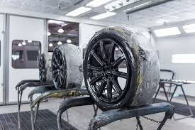 wheel color change sears imported autos body shop