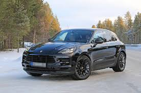 porsche macan cost 2018 porsche macan turbo v6 engines and restyled interior