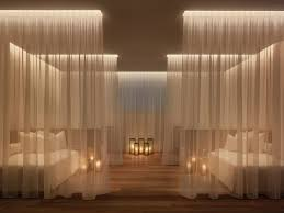 yabu pushelberg the miami beach edition spa relaxation room