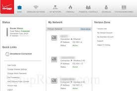 how to reset verizon router password how to login to the verizon fios g1100
