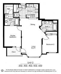 Floor Plan Standards Pacific Terrace Floor Plan 02