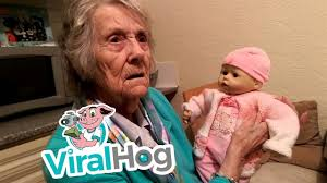 gifts for elderly grandmother christmas gift to a grandmother with dementia viralhog