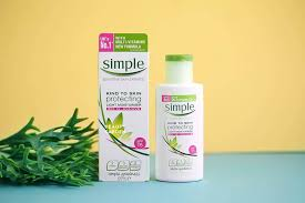 simple protecting light moisturizer spf 15 review kem dưỡng kind to skin protecting light moisturiser