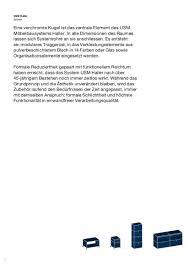 Schreibtisch Auf Rollen Usm Haller Schreibtisch Auf Rollen Typ 1 Von Fritz Haller U0026 Paul