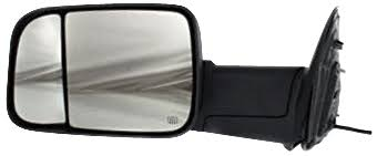 dodge ram tow mirror glass replacement replace 2003 tow mirror with 2010 tow mirror