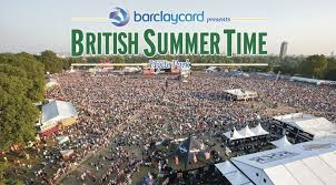 barclaycard summer time festival hyde park july 2016