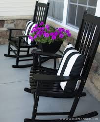 outdoor front porch with rocking chairs garden rocking chairs