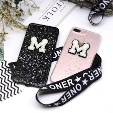 cover letter for mobile phone sales online buy wholesale m letter phone case from china m letter phone