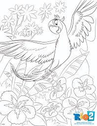 free rio 2 coloring pages brazil hallway decorations pinterest