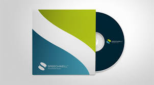 design cd cover speechwell brand design by higher