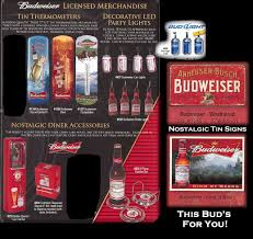 budweiser merchandise busch merchandise fishing gifts gifts for