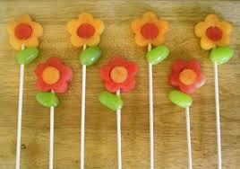 plastic skewers for fruit arrangements flowers edible fruit bouquet snacks party treats