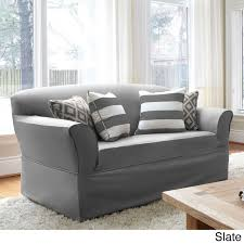 Fitted Covers For Sofas Best 25 Loveseat Slipcovers Ideas On Pinterest Furniture