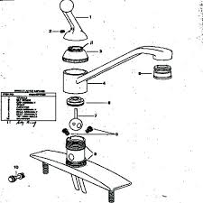 moen kitchen faucet repair manual moen extensa kitchen faucet repair kit lowes leak
