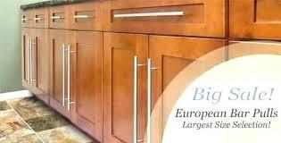 Kitchen Cabinet Door Knob Placement Kitchen Cabinet Door Handle Ramanations