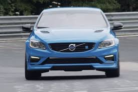 volvo address nurburgring lap record set by volvo s60 polestar kept secret for a