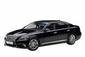 lexus coupe black amazon com autoart 1 18 lexus ls600hl black black automotive