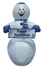 outdoor hanukkah menorah outdoor lawn inflatables lights and decorations for hanukkah