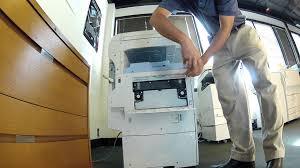 ricoh mp c2550 c2050 c2551 c2051 waste toner 2 youtube