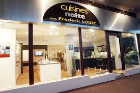 cuisine showroom notre magasin cuisines frédéric louët